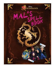 Descendants: Mal's Spell Book by Disney Book Group (Hardcover, 2015)
