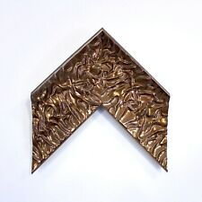 """3 1/2"""" Readymade Wood Picture Frame (Copper Chromo)"""