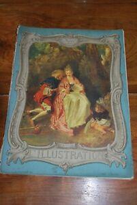 revue complete L'ILLUSTRATION  NOËL 1911  bon etat