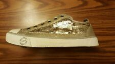 New  UGG LAELA Sparkles Sequined & Leather Sparkly Slip On Sneakers 5