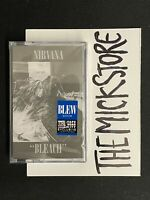 Nirvana-Bleach Tapehead City exclusive Brand New Cassette Tape NEW Fast Shipping
