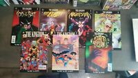 DC Comics The Kingdom Lot of 7 Planet Krypton #1,2 and more 1999 Mark Waid NM+