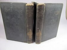 Life in Abyssinia Three Years Residence by Mansfield Parkyns 1854 2 vols