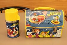 Aladdin The Jetsons 1963 Vintage Lunch Box With Thermos