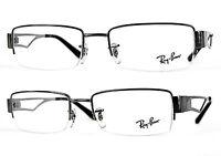 Ray-Ban Damen Herren Brillenfassung RB6167 2553 53mm grau rechteckig 382