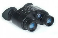 NVU Dual Tube Night Vision Goggle System Kit Gen. 3 w/Head Gear 3.6X (NVD-321)