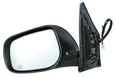 2009-2012 Toyota Corolla New Left/Driver Side View Door Mirror Heated