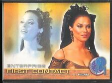 Enterprise Season 1 First Contact Chase Card F7