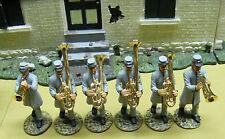 Frontline Figures, Südstaaten Band marschierend, Civil War Confederate Band CB2