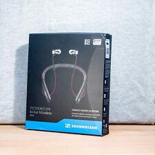 Momentum In-Ear Wireless Bluetooth Headphones - Black