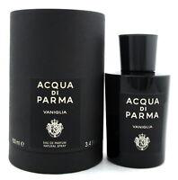 Acqua Di Parma Vaniglia Perfume 3.4 oz. Eau de Parfum Spray for Women.Sealed Box