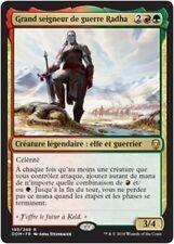 MTG Magic DOM - Grand Warlord Radha/Grand seigneur de guerre Radha, French/VF