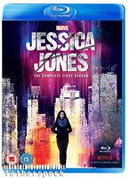 MARVEL'S JESSICA JONES Season 1 [Blu-ray Disc] Complete First Season One Netflix