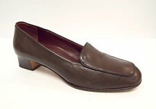 COLE HAAN Size 8 Brown Loafer Pumps Heels Shoes from Italy