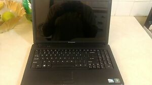 15 inch black used lenovo laptop for parts