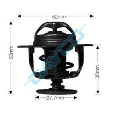DAYCO Thermostat for TOYOTA HILUX 12//99-4//05 KZN165 1KZTE 3.0L TURBO DIESEL SOHC