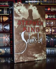 Salem's Lot by Stephen King Vampire  Brand New Hardcover Collectible Edition