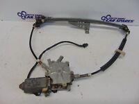 Audi 80 B3 86-91 4dr Driver Right front electric Window Regulator 2 Pins 1 plug