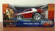 Starsky and Hutch Die Cast Car JoyRide Ford Gran Torino Joy Ride Collectors RC2