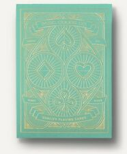 Misc Goods Co Green Playing Cards Deck New