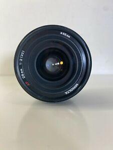 Minolta AF 28mm F/2 Prime Lens For Sony A Mount NEAR MINT