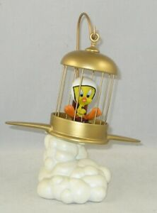 "Goebel Looney Tunes TWEETY BIRD ""JET CAGE / THE ONLY WAY TO FLY"" NO Box w/COA"