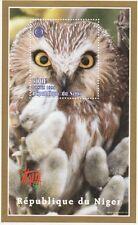 ROTARY INTERNATIONAL OWL NOCTURNAL BIRD OF PREY 1998 MNH STAMP SHEETLET