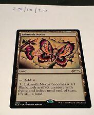 Magic the Gathering MTG Inkmoth Nexus x1 Rare Card NM/M Secret Lair