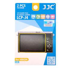 JJC LCP-J4 LCD Film Camera Screen Display Protector for Nikon 1 J4 model