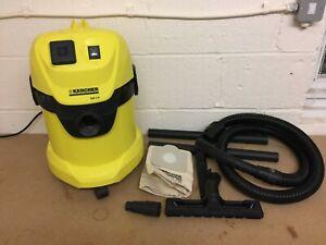 Karcher WD3 P Dry Wet Cylinder Vacuum Cleaner HEPA Filter 1629884