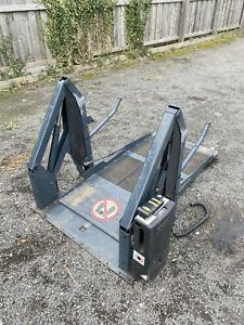 12v 350kg Ricon Disabled Wheelchair Lift Step Car Van Bus - tested & working