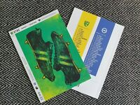 Norwich v Brighton & Hove Albion RESTART Programme 4/7/2020! READY TO DISPATCH!!