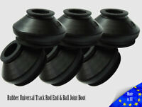 6 X High Quality Rubber 13 30 23 Tie Rod End and Ball Joint Dust Boots Cover
