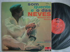 IN SHRINK / WILSON DAS NEVES SOM QUENTE E O / JAPAN REISSUE BRAZIL