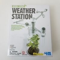 NEW Green Science WEATHER STATION Kidz Labs Fun Science Products Ages 8+