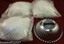 "DUB Bellagio Spinner Custom Wheel Center Caps 8760-15 Chrome 22""-32""NEW Set of 4"