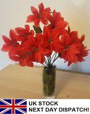 Fleurs artificielles et séchées de décoration intérieure pour bureau