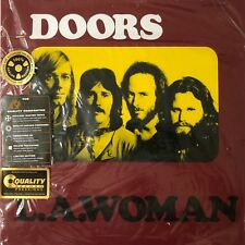 L.A. Woman by The Doors (200g Vinyl 2LP-45rpm),2012, Analogue Productions)