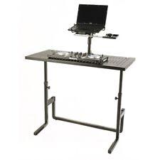 QUIKLOK DJ/233 + LPH/T tavolo pieghevole per DJ consolle + supporto per laptop