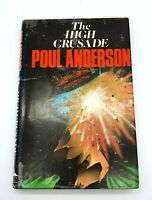 The high crusade by poul anderson, 1982 - 1st hardback edition - Collectable