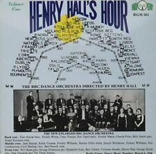 Henry Hall - Henry Hall - Henry Halls Hour Vol.1 - Henry Hall CD 4QVG The Cheap