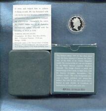 1908-2001 $5 Sir Donald Bradman 1oz Silver Cricket Legend Bat