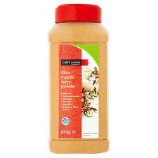 Quality Tikka Masala Curry Powder Seasoning Mix 650g for Home and Catering