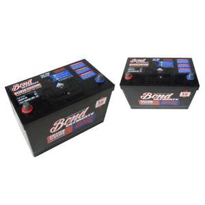 Bond Battery N70ZZ 382SMF for Toyota Landcruiser Diesel HZJ75 HZJ78 HZJ79 700CCA