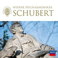WIENER PHILHARMONIKER - SCHUBERT   CD NEW