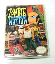 Zombie Nation (Nintendo Entertainment System, 1991) - Box only Fast Shipping