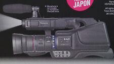 Panasonic HC-MDH3E Professional Full-HD Camcorder vom Fachhändler