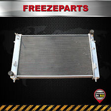 3Row Aluminum Radiator For Holden VT VU VX HSV Commodore V8 GEN3 LS1 5.7L Manual