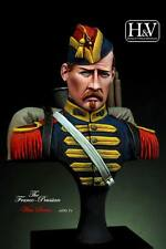 Heroes & Villains French Guard Voltigeur Minibust 1/16th Unpainted resin kit