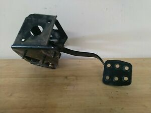 Can-am X3 Turbo R Brake Pedal and Mounting Bracket 705601453